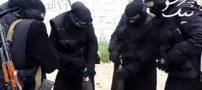 فیلم های جنسی و دستور آشپزی در لپتاپ زن داعشی