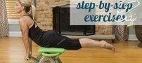 آموزش حرکات ورزش پیلاتس بصورت تصویری (۳)