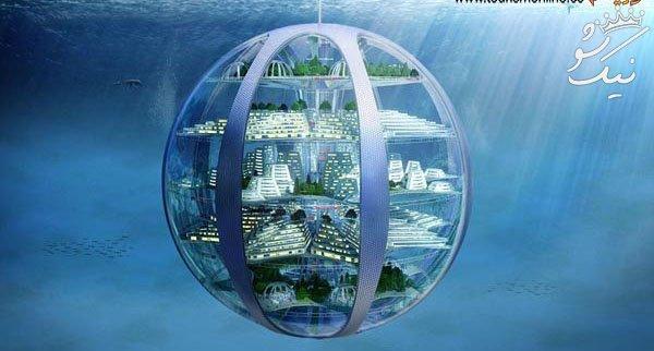 4 تصویر از اوضاع جهان در 100 سال آینده
