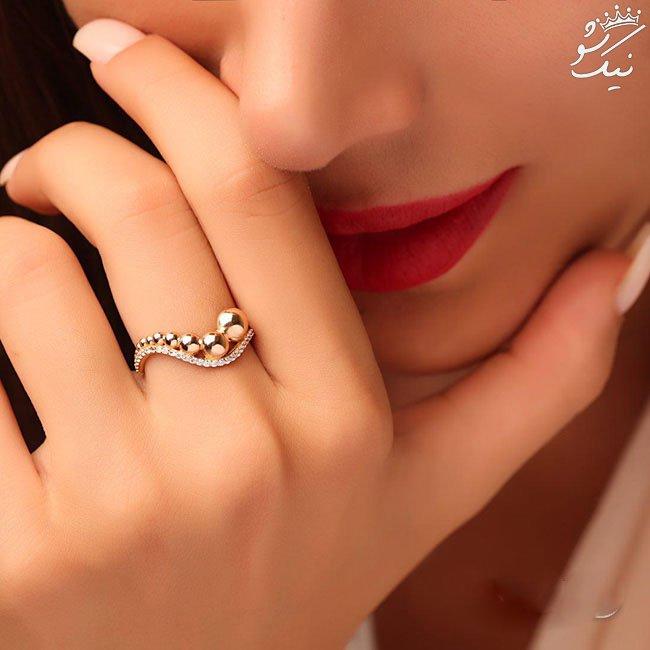طلا جواهرات شیک و لوکس ایرانی برند Miras Gold