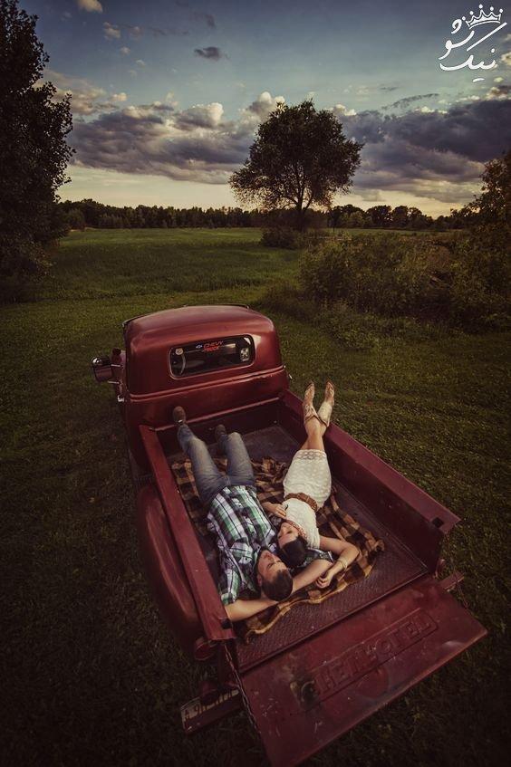 عکسهای عاشقانه خفن تاپ و جذاب دختر و پسر (34)