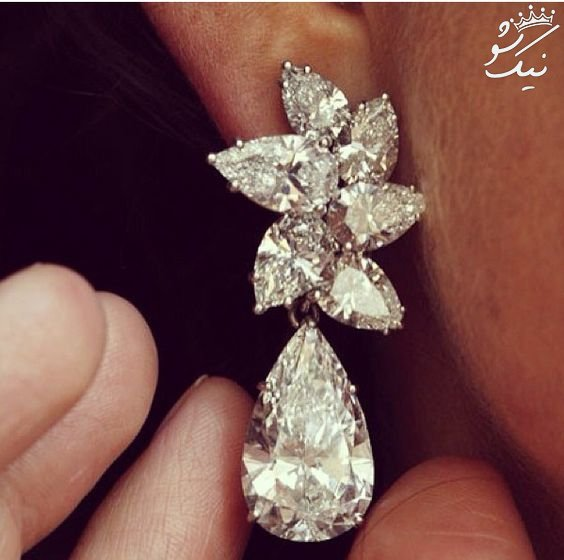 مدل گوشواره طلا در طرح های جدید ویژه عروس خانم ها