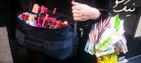 درآمد زنانه دستفروش مترو روزانه چقدر است؟