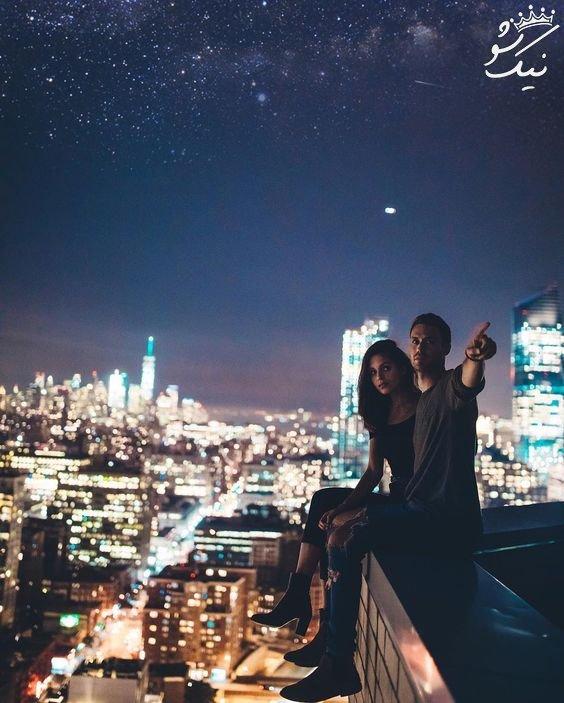 عکسهای عاشقانه دونفره دختر و پسر داغ و جدید (33)