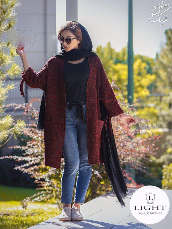 مدل مانتو پاییزی برای استایل خانم های جوان در پاییز
