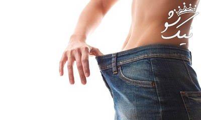 آیا شما هم هرچه می خورید باز هم وزن اضافه نمی کنید؟