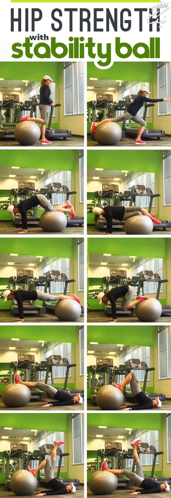 آموزش حرکات ورزش پیلاتس بصورت تصویری (3)
