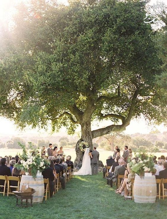 تزیینات مراسم عروسی شیک و لوکس و جدید