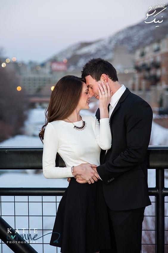 عکسهای عاشقانه دونفره خفن زوج های رمانتیک (35)