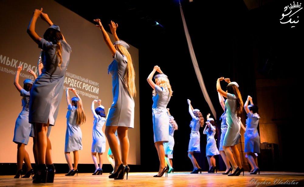 جذاب ترین زنان مهماندار روسیه انتخاب شدند +عکس