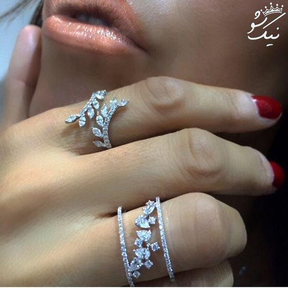 انگشتر طلا در طرح ها و مدل های بسیار زیبا و جذاب