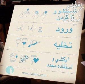 فنجان قاعدگی چیست؟ فنجان پریودی زنان +آموزش استفاده