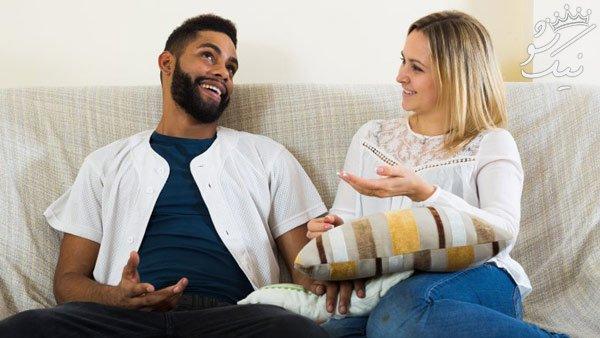 با همسرتان هر روز درباره این موارد صحبت کنید