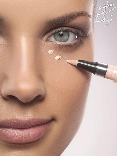 کانسیلر و آرایش ایده آل برای خانم های زیبارو