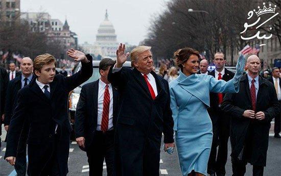 جنجالی ترین استایل و تیپ های ملانیا ترامپ
