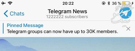 قابلیت جدید تلگرام قرار دادن آلبوم عکس