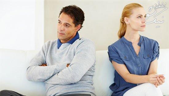 وقتی همسران حرفه ای بحث می کنند
