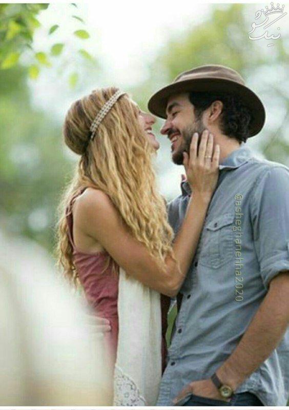 عکس های عاشقانه دونفره خفن و جذاب و داغ (40)