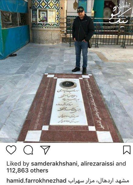 عکس های داغ و دسته اول بازیگران جنجالی ایرانی (41)