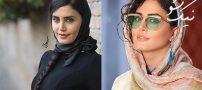 الناز شاکردوست و خرید تابلوی ۱۳۵ میلیونی در حراجی تهران