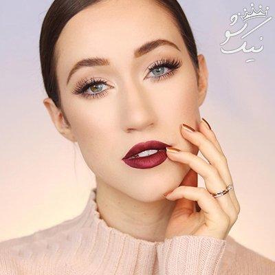 جذاب ترین مدل آرایش مخصوص صورت های کشیده