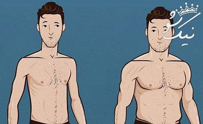 چرا افراد خیلی لاغر برای افزایش وزن اقدام نمی کنند؟