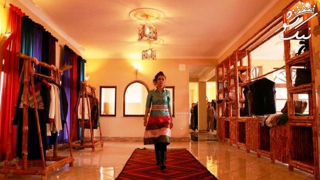 دختران جذاب افغان در کار پرخطر مدلینگ در افغانستان