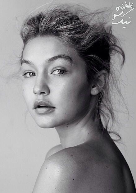 جذاب ترین عکس های جیجی حدید فرشته خوش اندام مدلینگ