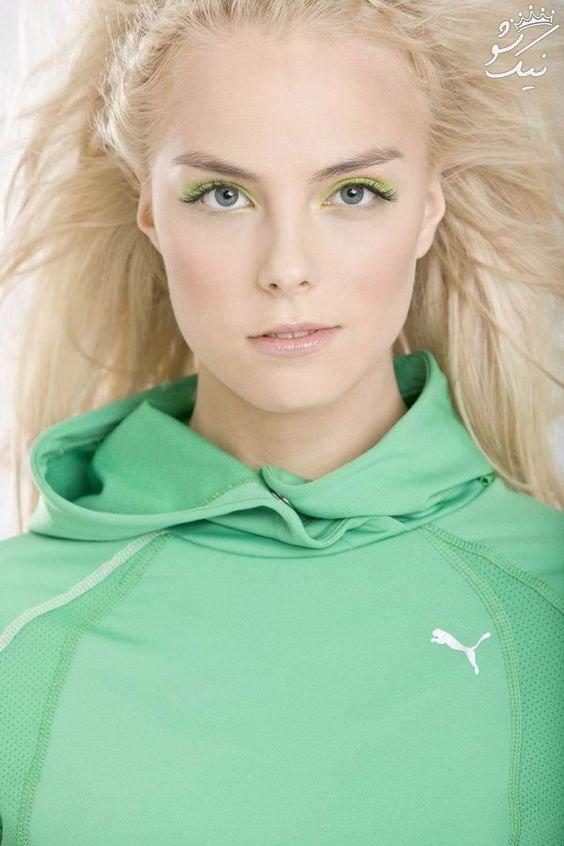 کایرا کراپی kiira Korpi زیباترین و خوش اندام ترین دختر ورزشکار