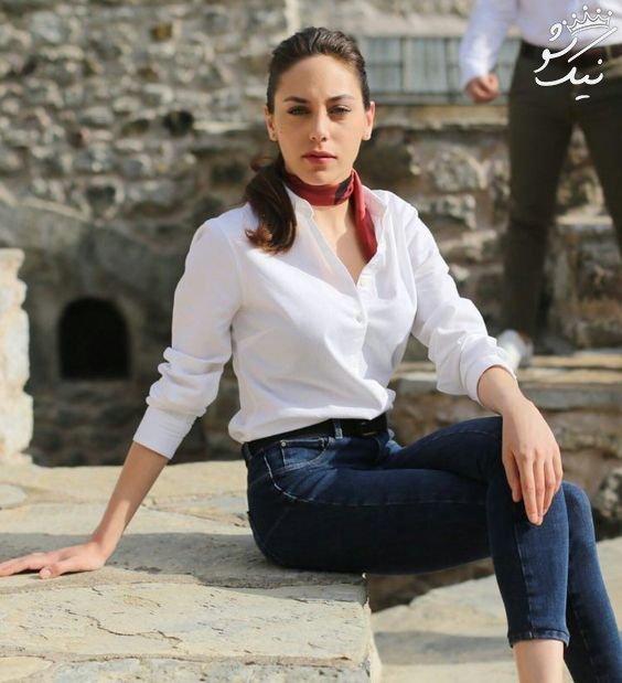 عکسهای اویکو کارایل Öykü Karayel بازیگر زن جذاب ترک