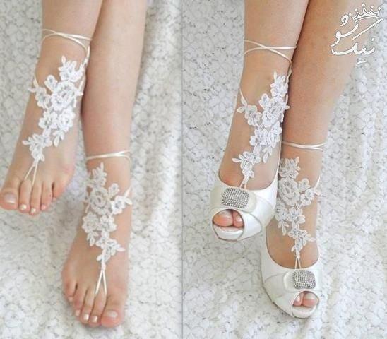 مدل های پابند دخترانه +پابند عروس شیک و بسیار زیبا