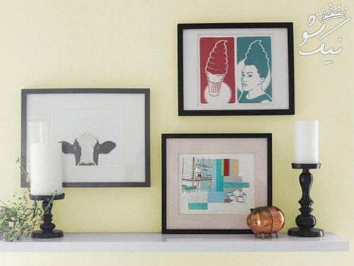 بهترین رنگ های بهاری برای دکوراسیون منزل شما