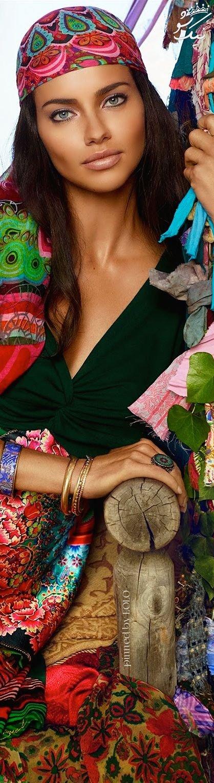 عکسهای آدریانا لیما مدل فوق جذاب برزیلی که با خودش ازدواج کرده