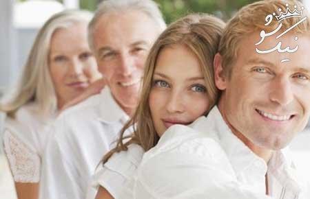 مشکل در رفت و آمد با خانواده همسر چطور حل می شود؟