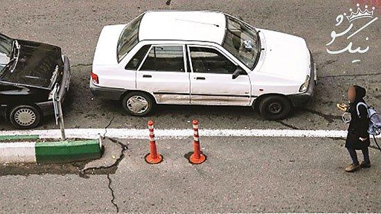 تجاوز جنسی به دختران تهرانی داخل خودرو پراید
