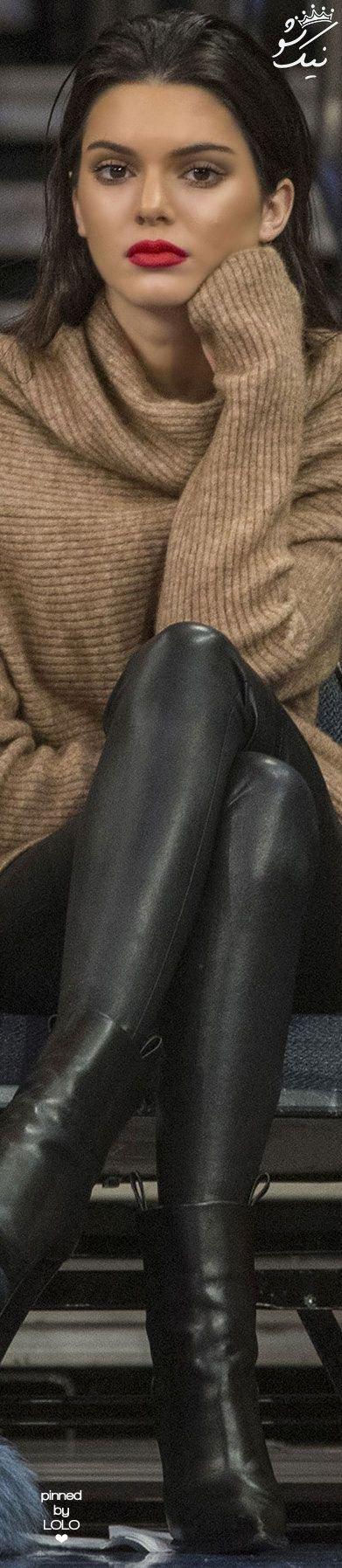 عکس های خفن کندال جنر مدل پرآوازه و زیبای آمریکایی