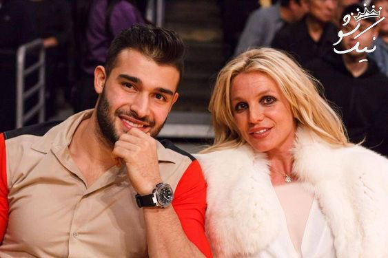 افتخار بریتنی اسپیرز به دوست پسر ایرانی اش +عکس