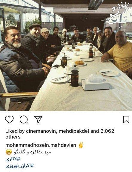 عکس های جدید بازیگران ایرانی پرحاشیه در اینستاگرام (55)