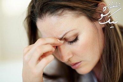 دلیل شایع تر بودن سردرد میگرن در میان خانم ها