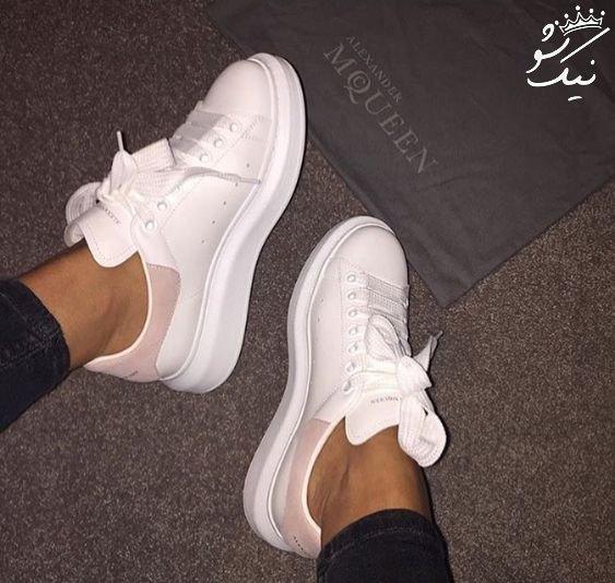 جدید ترین مدل های کفش اسپرت اسنیکرز دخترانه