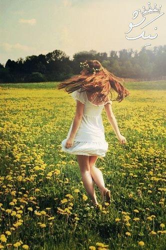 عکس پروفایل دخترونه خاص بهاری