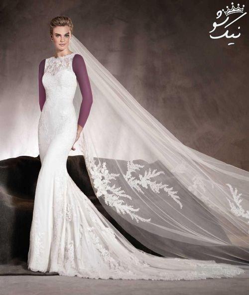 مدل های لباس عروس واقعا شیک و خوش استایل