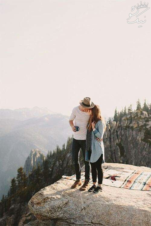 عکس های عاشقانه دونفره زوج های خواستنی (48)
