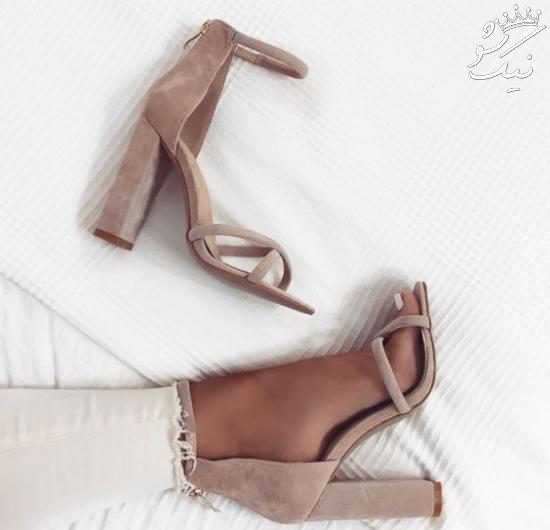 از این مدل های کفش پاشنه بلند زیباتر نمی توانید پیدا کنید