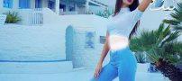 دخترهای مانکن و خوش اندام ایرانی در نمایشگاه های مد دوبی