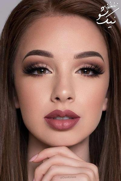جذاب ترین مدل های آرایش صورت برای خانم های جوان