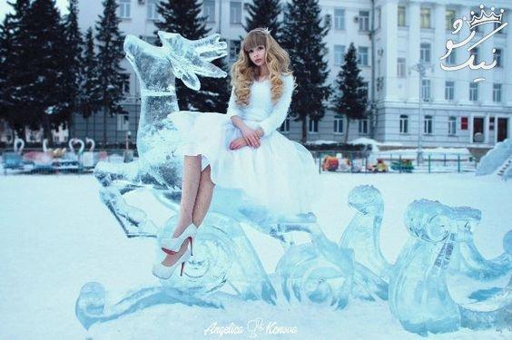 بیوگرافی آنجلیکا کنووا Angelica Kenova دختر باربی جذاب روس