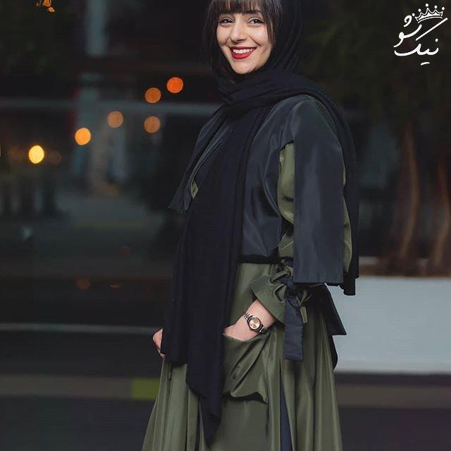 مدل مانتو بهاری استریت استایل دختران تهرانی