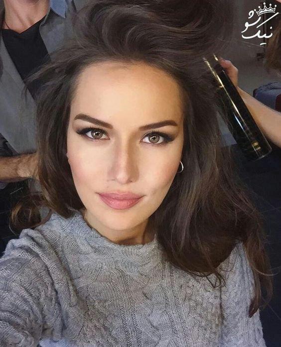 بیوگرافی فخریه اوجن Fahriye Evcen بازیگر زیباروی ترک