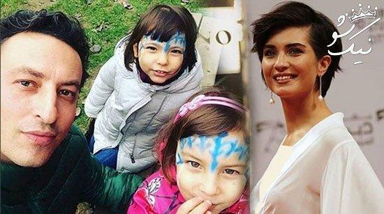 بازیگر زن زیبای ترکیه ای به خاطر جذابیت از همسرش جدا شد
